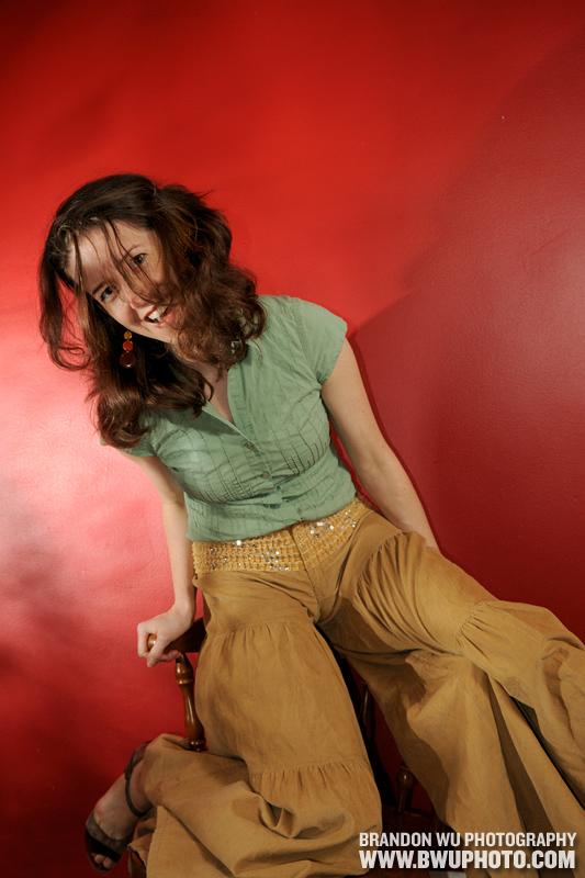 Sarah Fridrich Promo Outtake 7
