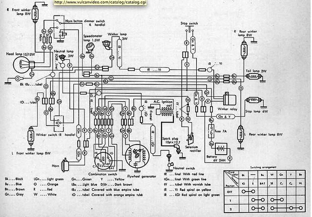 Honda    s65    wiring       diagram      Flickr  Photo Sharing