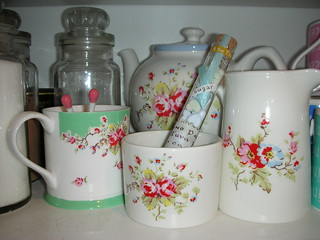 Cute tea items
