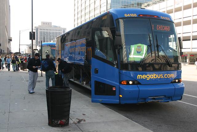 Food Near Megabus Station Orlando
