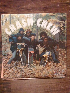 Crash Crew record cover