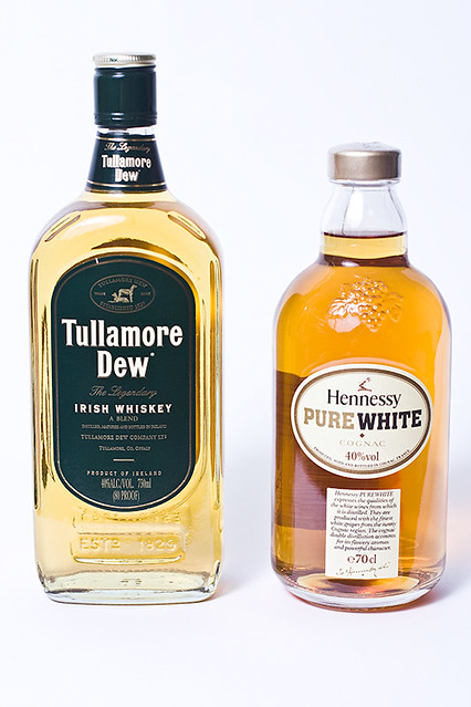 Tullamore Dew and Hennessy Pure White | Flickr - Photo ...