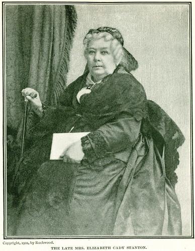 Elizabeth Cady Stanton (1815-1902)