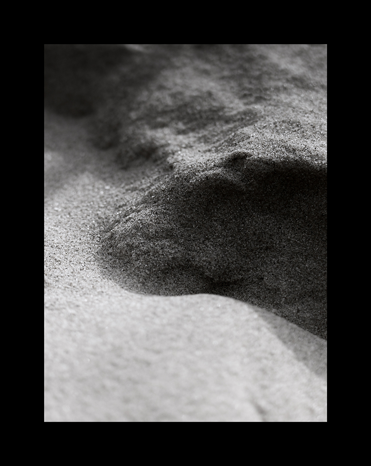 Photography: Macro Sand by Nicholas M Vivian
