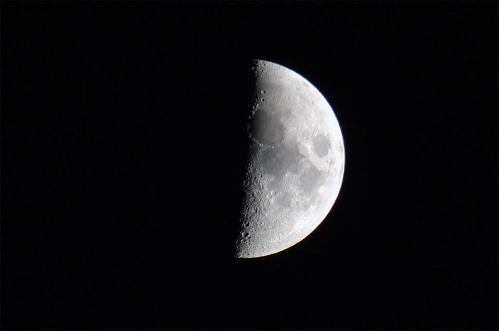 Cuando la Luna crece -...