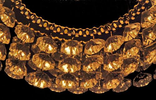 365-169 - Glass Chandalier