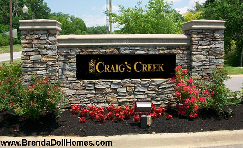 Craigs creek subdivision in louisville ky 40241 homes for for Landscaping rock louisville ky