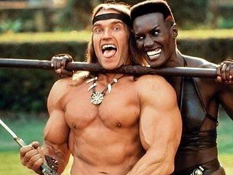 Conan & Zula.