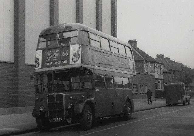 London Transport Rt2776 Quot Eyebrows Quot 1950 S Flickr