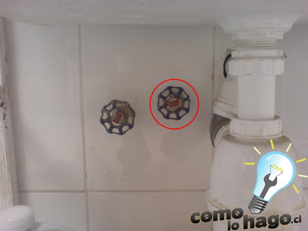 C mo cambiar una llave para el agua taringa for Cambiar llave de paso empotrada