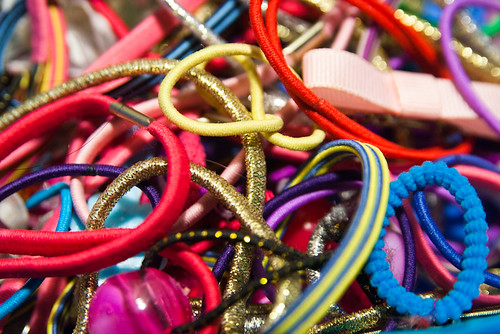 Colorful Hair Bands May 21, 20101