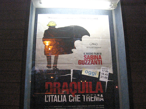 Draquila - l'Italia che trema
