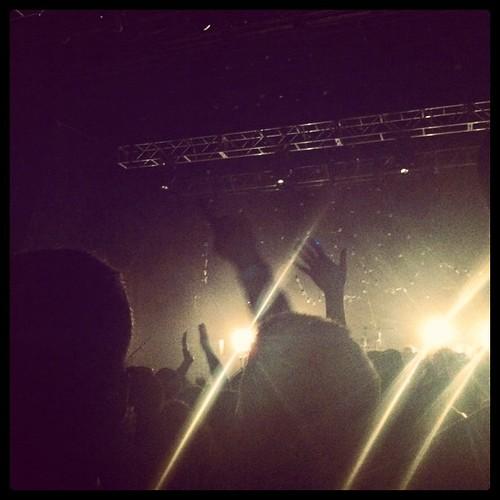 Mumford crowd