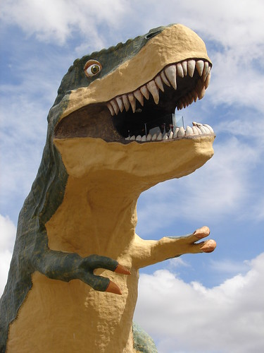 The World's Largest Dinosaur #2, Drumheller