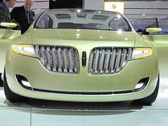 automobile, automotive exterior, lincoln motor company, executive car, vehicle, automotive design, auto show, grille, bumper, concept car, personal luxury car, land vehicle, luxury vehicle, supercar, sports car,