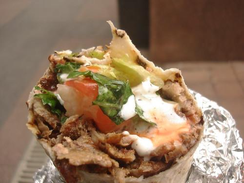 Akdeniz s gyro burrito is pretty freakin tasty if you for Akdeniz turkish cuisine nyc