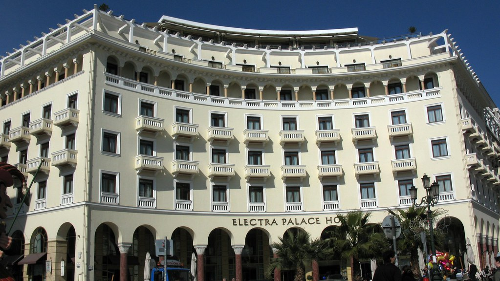 Electra Palace Hotel - Thessaloniki, Greece
