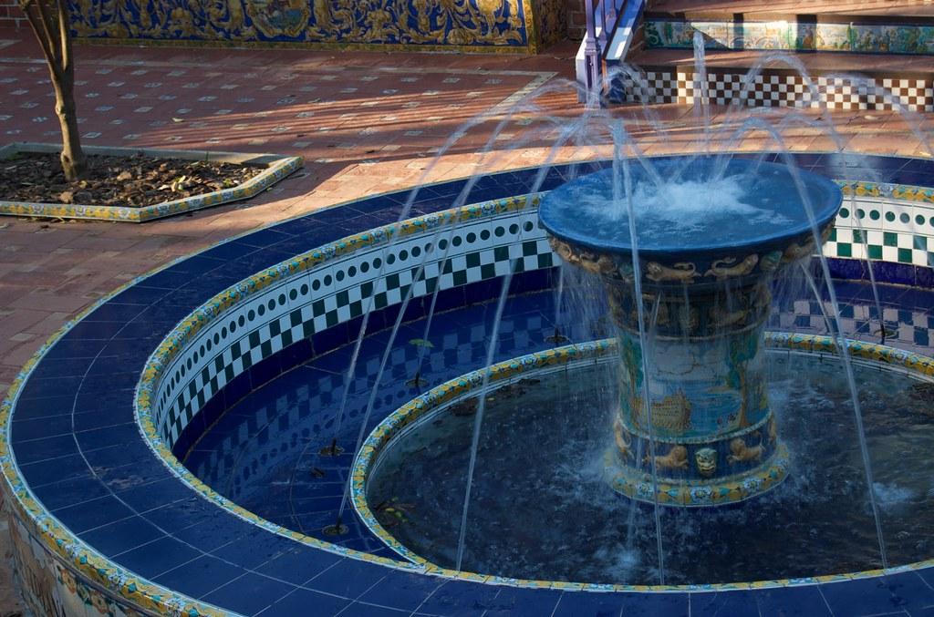 Anadlusan fountain