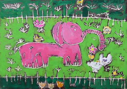 世界儿童画比赛