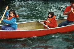 4 intense paddling