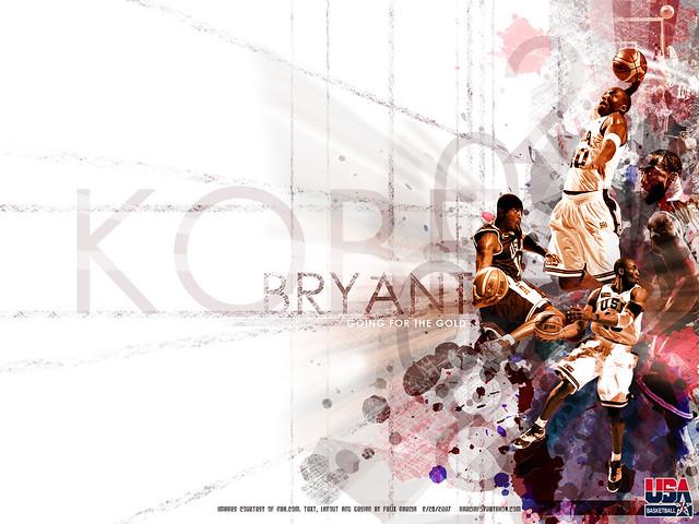 Header of Kobe Bryant