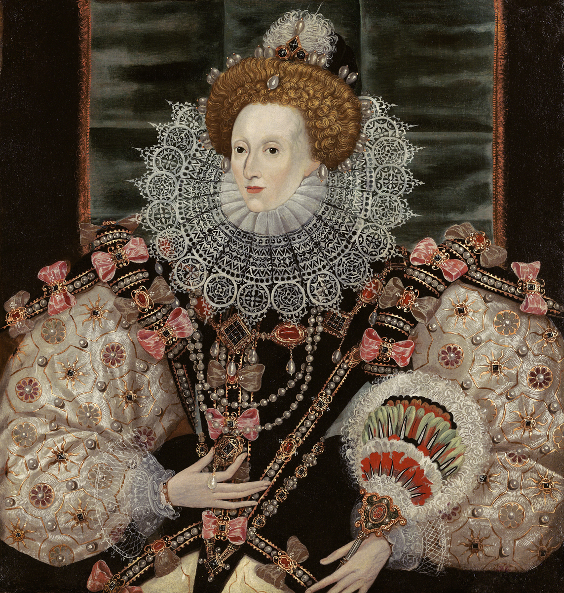 a biography and life work of elizabeth queen of england in 16th century