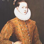 Portrait of James I of England and James VI of Scotland 1566-1625