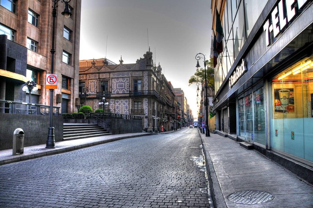 M xico ciudad de m xico centro hist rico sin av 5 de for Sanborns centro historico df