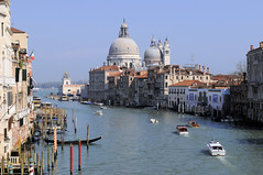 View From The Accademia Bridge 2