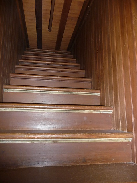 Winchester mystery house stairs to nowhere flickr photo sharing