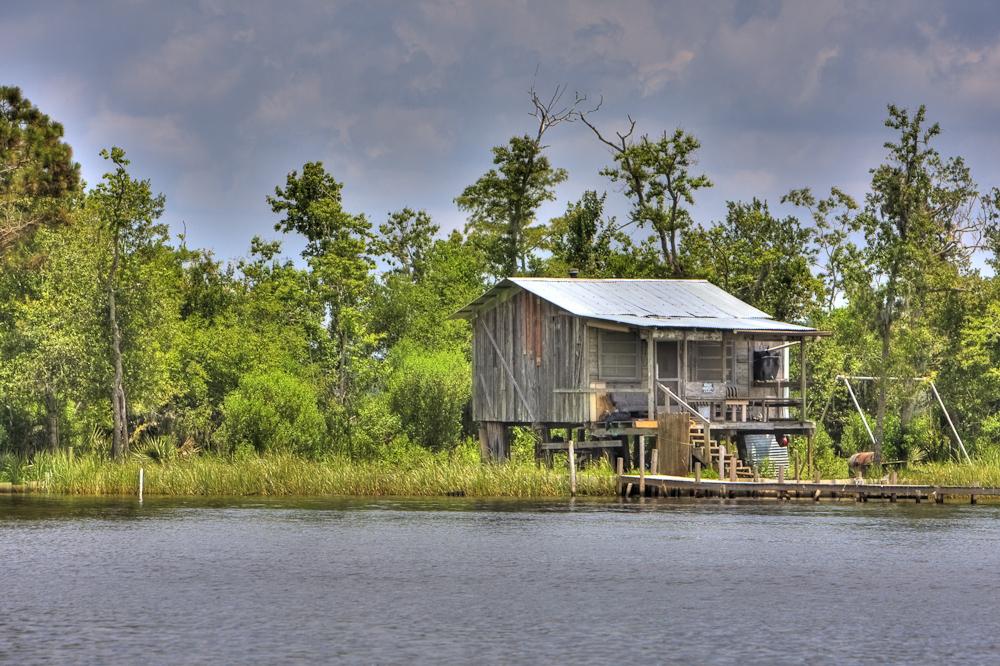 Louisiana bayou for Home builders in louisiana