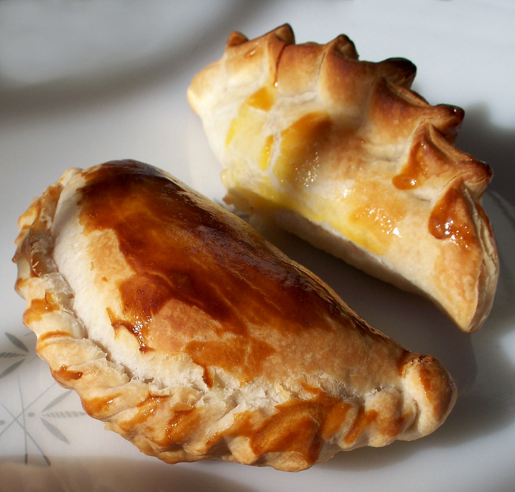 Recipe file empanadas de humita seashells and for Argentina cuisine