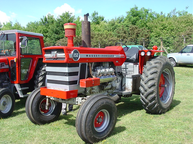 Mf 1100 Tractors A Gallery On Flickr