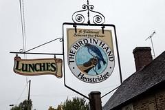 Somerset Pub Signs