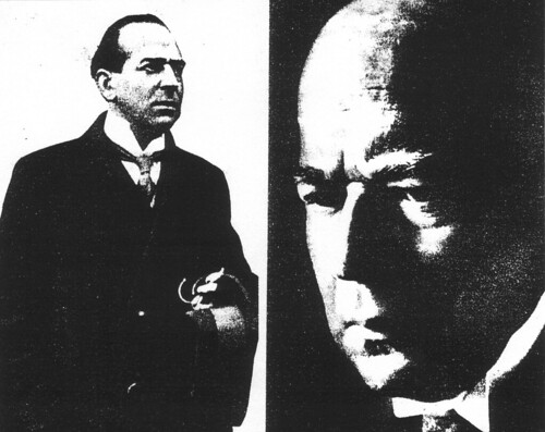 FOUR151 - Oswald Spengler (1880 - 1936) by quadralectics