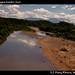 Honduras - Nicaragua border river