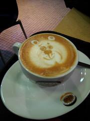 espresso(1.0), cappuccino(1.0), flat white(1.0), mocaccino(1.0), salep(1.0), cortado(1.0), coffee milk(1.0), caf㩠au lait(1.0), coffee(1.0), ristretto(1.0), caff㨠macchiato(1.0), drink(1.0), latte(1.0), caffeine(1.0),