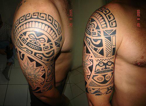 Tatuagem Polin sia Maori Tahiti Tattoo Polynesian Tattoo