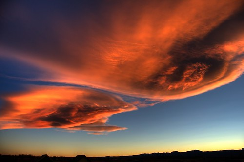 sunset clouds colorado longmont boulder lenticular hdr vosplusbellesphotos cffaa