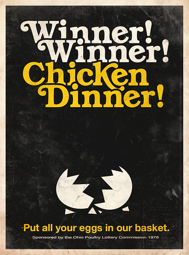 Winner! Winner! Chicken Dinner!