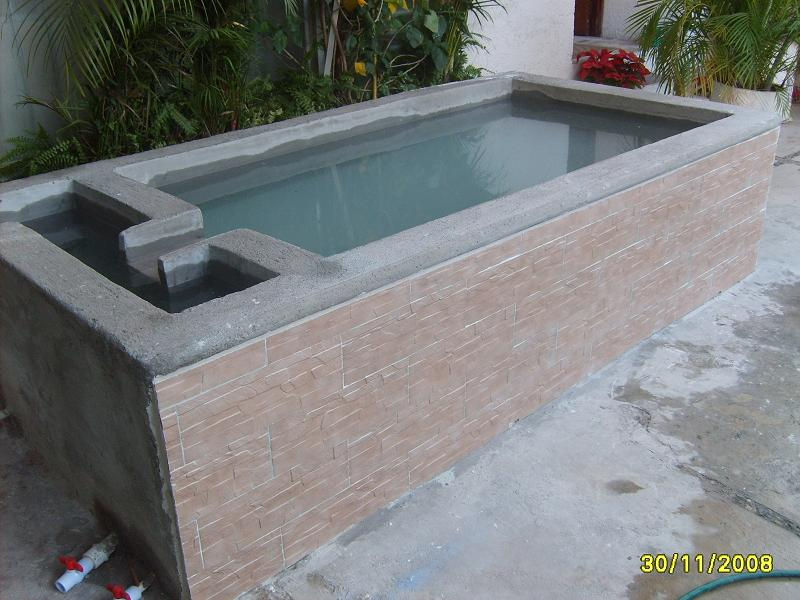 Ver tema estanque en acapulco for Piscina de peces