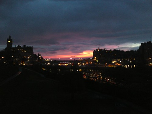 Edinburgh Sunrise