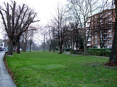 Rush Common, London Borough of Lambeth, SW2
