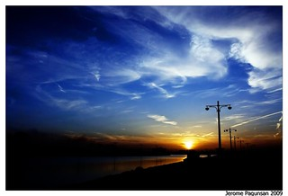 March 2009 Sunset