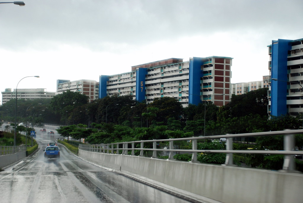 Housing Development Block (HDB 57)
