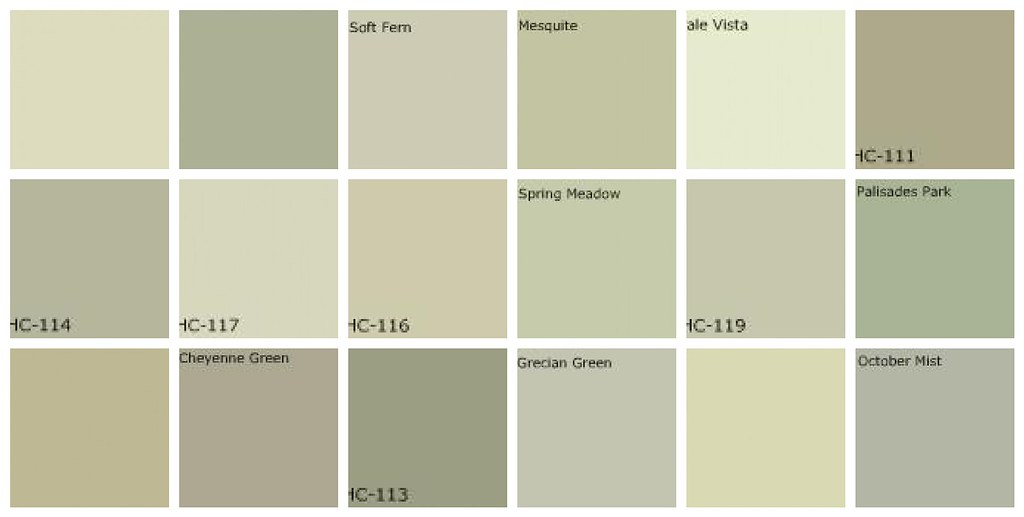 Gray Green Paint Impressive With Benjamin Moore Gray Green Paint Color Images