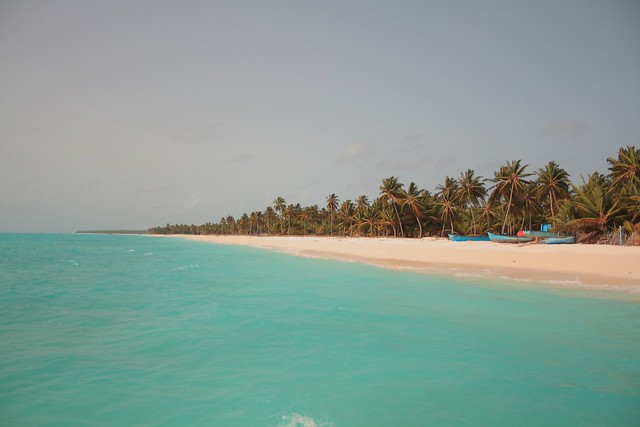 Agatti Island!