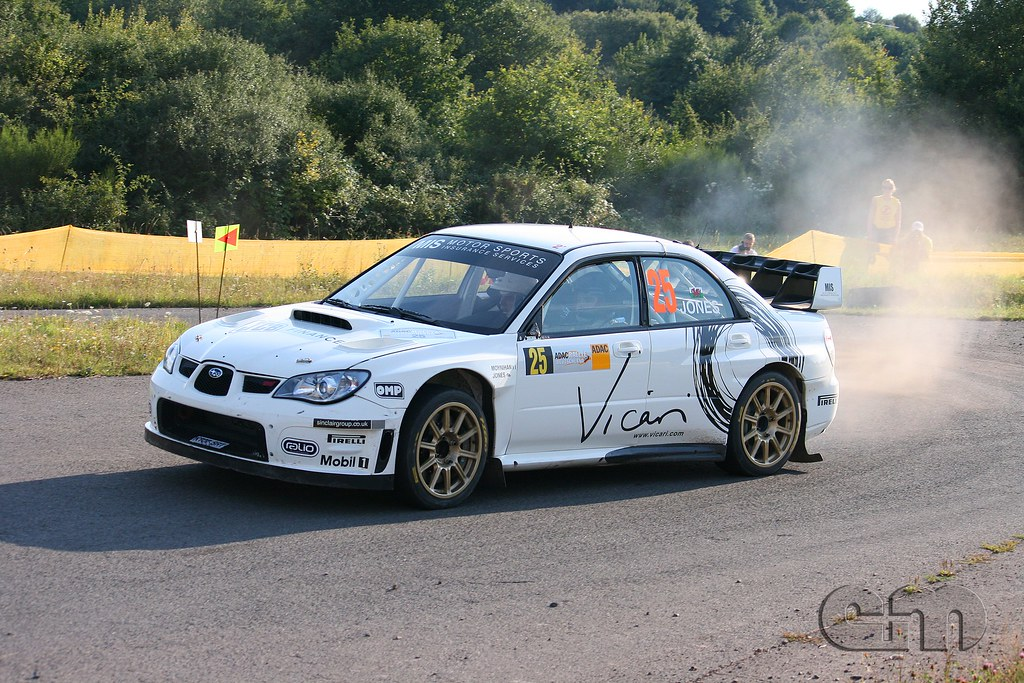 Afbeeldingsresultaat voor Jones Gareth Rally Deutschland Germany 2008
