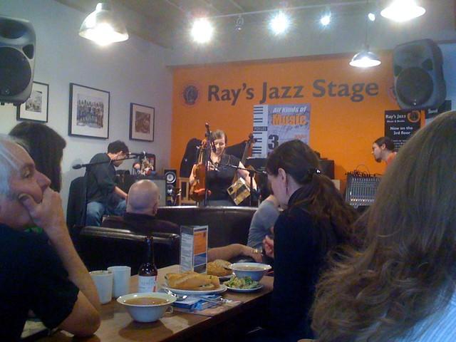 Foyles Jazz Cafe Opening Hours