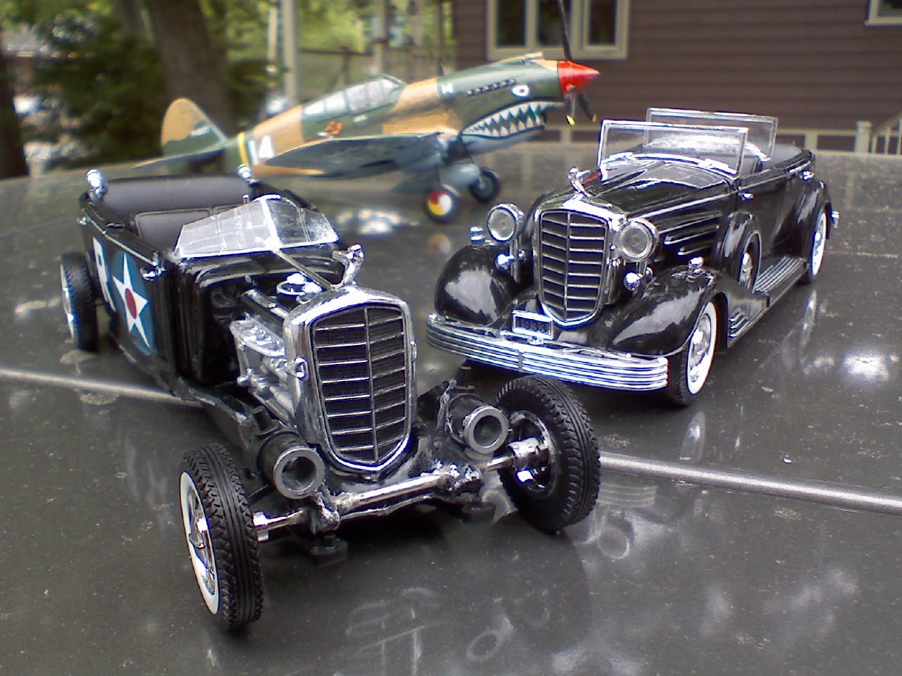 My Fantasy Hot Rod Cadillac V 16